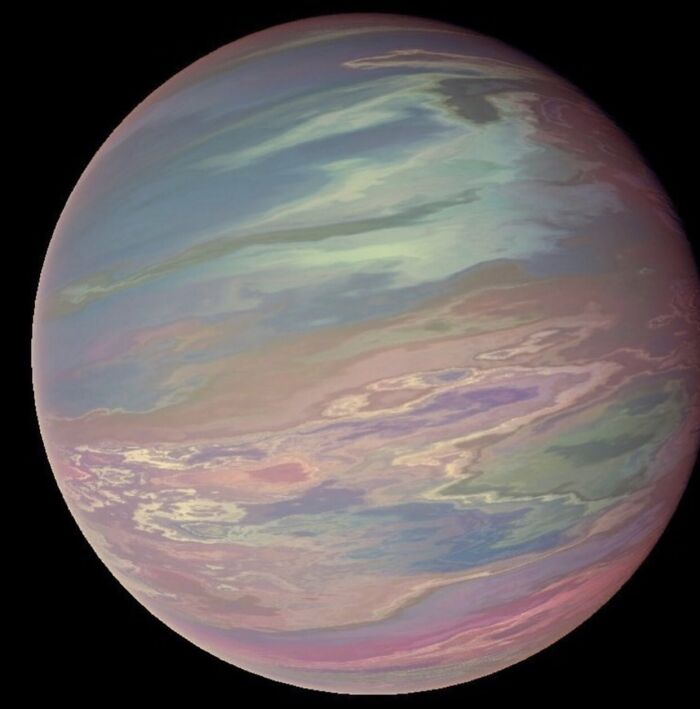 NASA Discovers A New Planet 1300 Light-Years Away, 1.2M People On Twitter Are Mesmerized By Its Generated Images