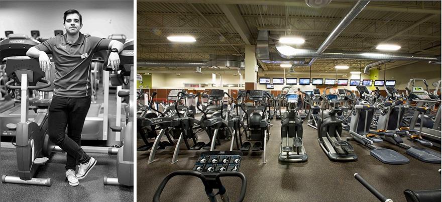 Christian, Overnight Motivator, Good Life Fitness