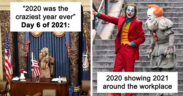 People Are Already Getting Disappointed In The Year 2021, And Here's 50 Of The Funniest Jokes They Made