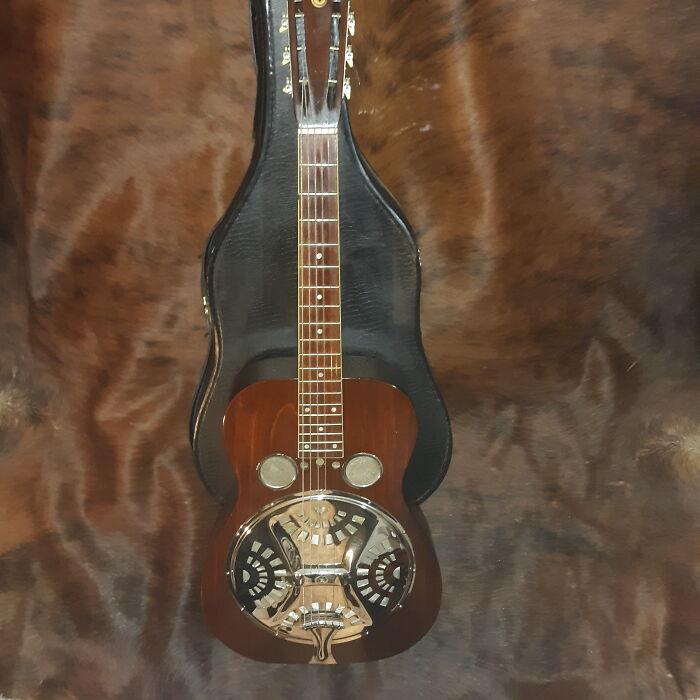Grandpa's Steel Guitar