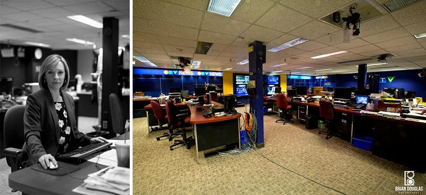 Nancy, Announcer/Reporter, Ctv News Kitchener