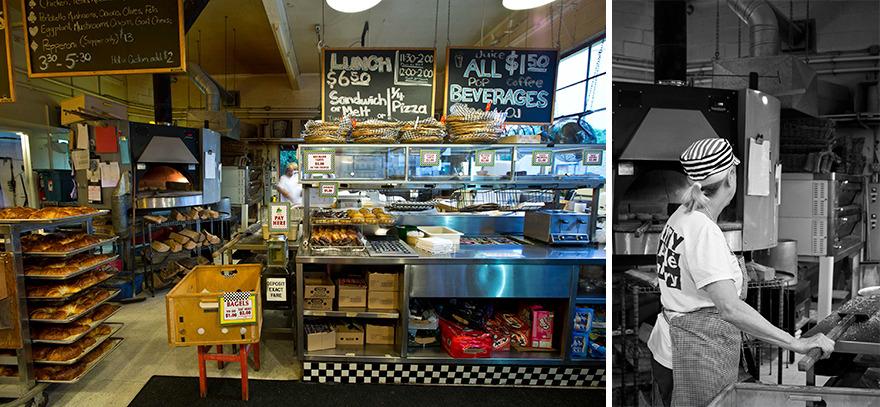 Patti, Baker, City Cafe