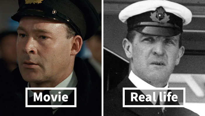 Dramatization In The Movie May Have Ruined The First Mate's Reputation If His Family Hadn't Protested