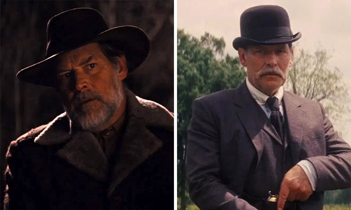 James Remar As Ace Speck And Butch Pooch In Django Unchained (2012)