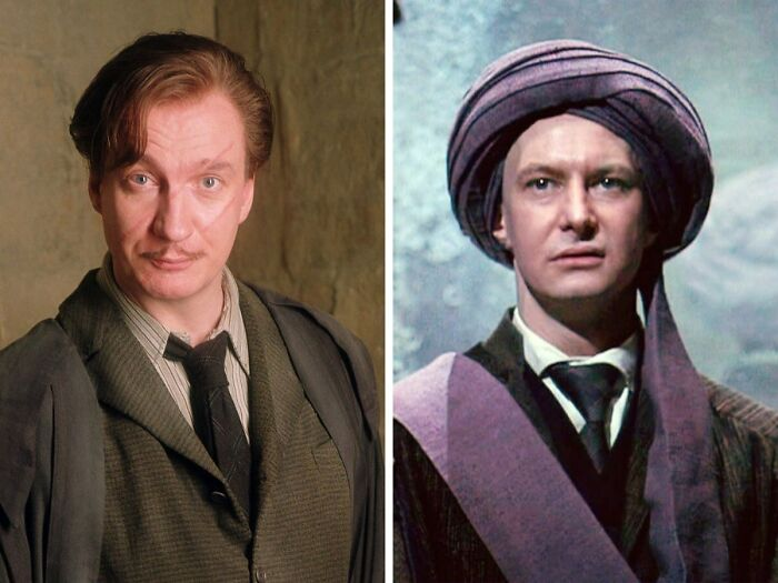 David Thewlis Was Considered For The Role Of Quirinus Quirrell In