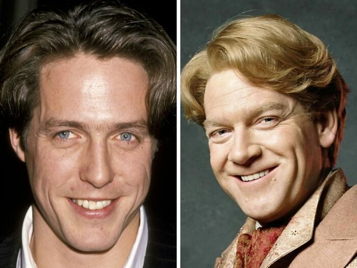 Hugh Grant Was Considered For The Part Of Gilderoy Lockhart In