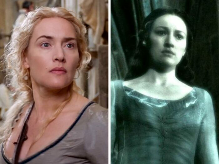 Kate Elizabeth Winslet Was Offered The Role Of Helena Ravenclaw In