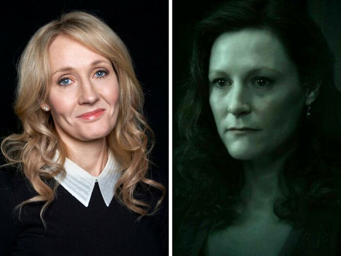 Joanne Rowling Was Asked To Play Lily Potter In