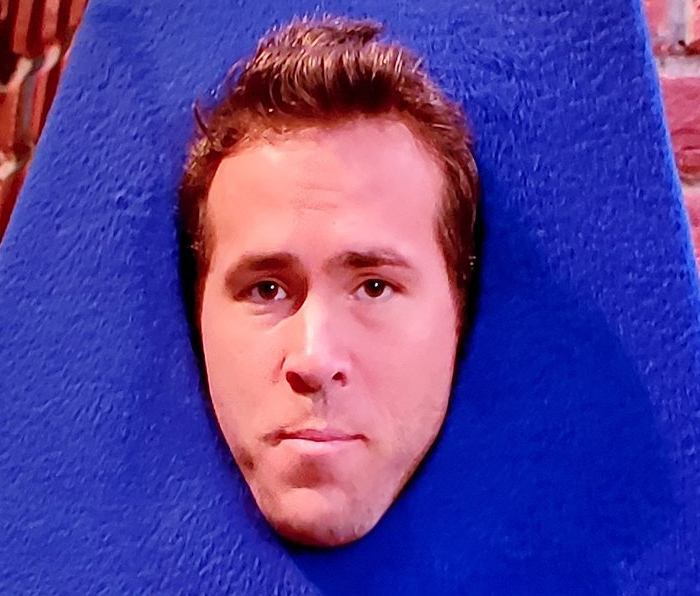 """But I Pushed Through"": Ryan Reynolds Tweets A Joke About Sporting An ""A-hole"" Costume On ""Sesame Street,"" Goes Instantly Viral"