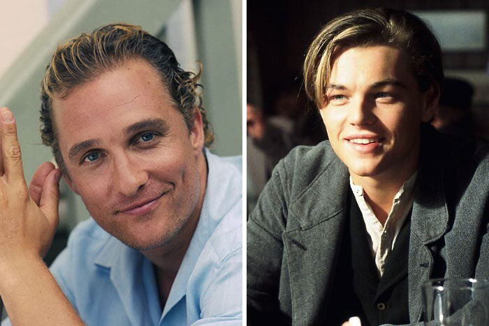 Matthew Mcconaughey Auditioned For The Role Of Jack Dawson In
