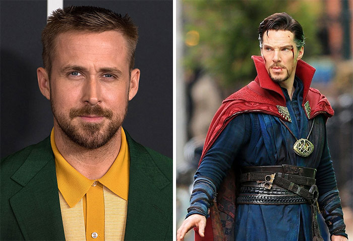 Ryan Gosling Was Considered For The Role Of Doctor Strange, Eventually Played By Benedict Cumberbatch