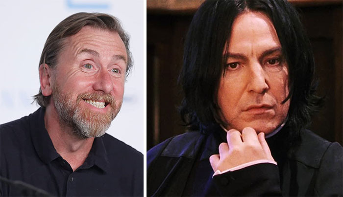 Tim Roth Turned Down The Role Of Severus Snape In