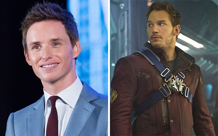 """Eddie Redmayne Auditioned For The Part Of Star-Lord In """"Guardians Of The Galaxy"""", But Chris Pratt Was Cast"""