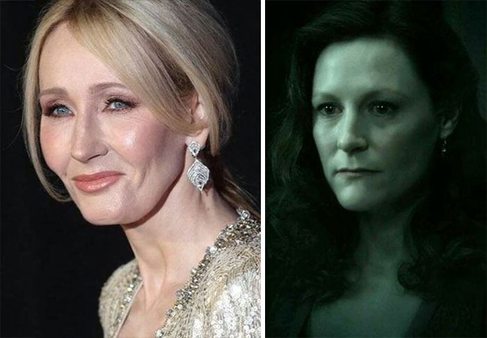 """Joanne Rowling Was Asked To Play Lily Potter In """"Harry Potter"""", But She Declined, Geraldine Somerville Got The Part"""