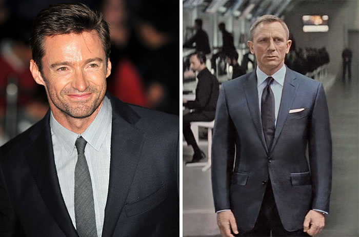 Hugh Jackman Turned Down The Role Of James Bond, Eventually Played By Daniel Craig