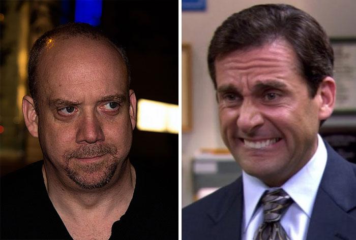 "Paul Giamatt Declined The Role Of Michael Scott In ""The Office"", Steve Carell Got The Part"