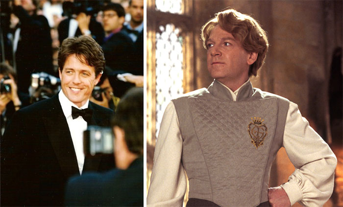 """Hugh Grant Was Considered For The Part Of Gilderoy Lockhart In """"Harry Potter"""", But Kenneth Branagh Was Cast"""