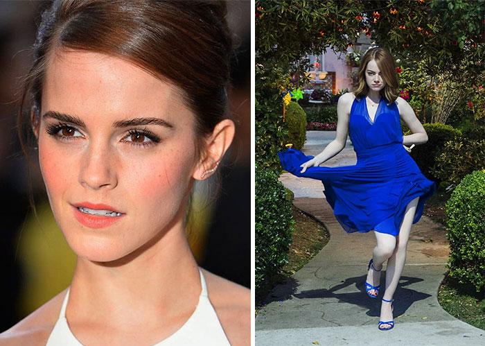 "Emma Watson Turned Down The Part Of Mia In ""La La Land"", Emma Stone Was Cast"