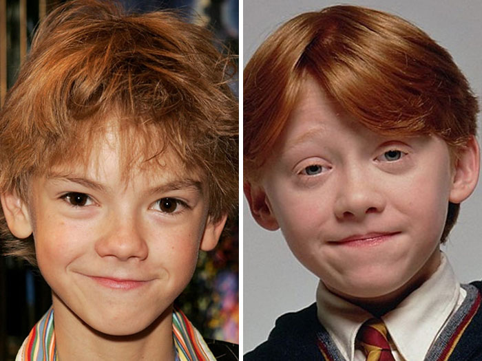 """Thomas Brodie-Sangster Auditioned For The Part Of Ron Weasley In """"Harry Potter"""", Rupert Grint Was Cast"""