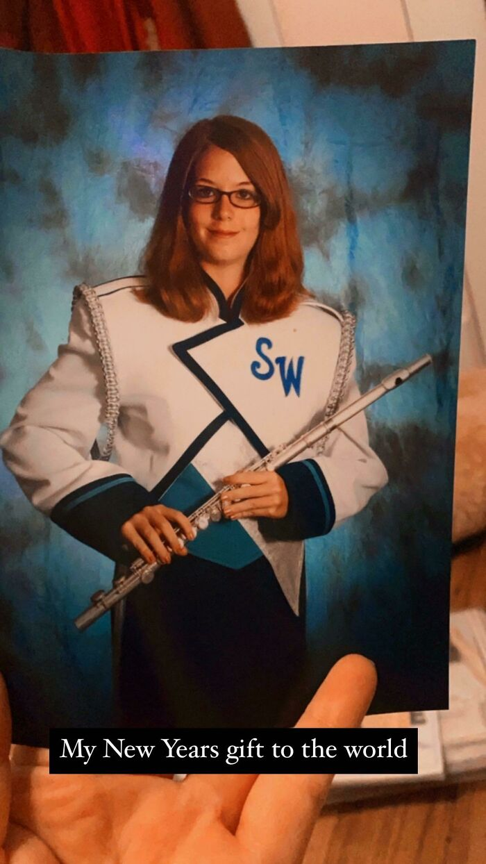 In Case You Couldn't Tell, I Was Really Cool In High School