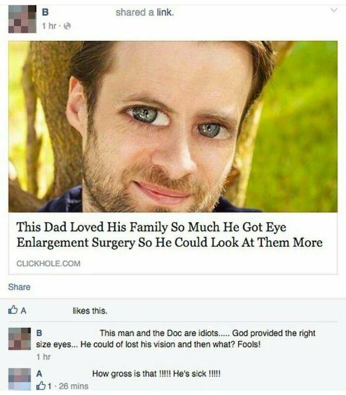 Eye Enlargement Surgery