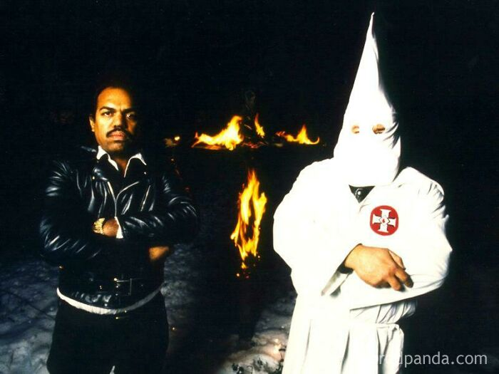 Daryl Davis Attended Kkk Rallies As A Black Man. He Befriended The Members And Convinced Over 200 To Leave