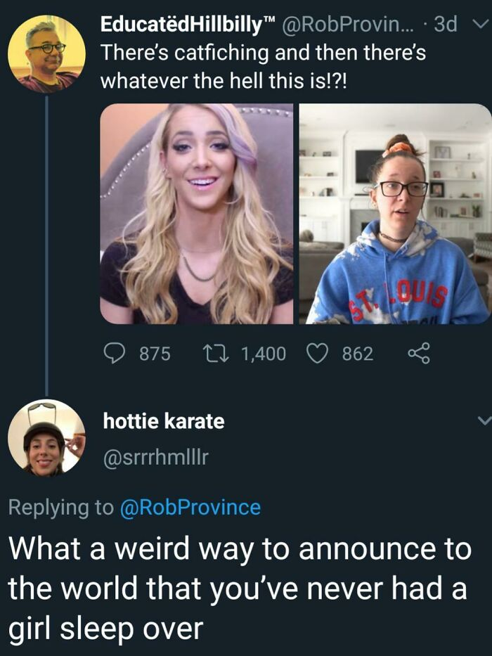 The Ratio On This Tweet Is Good, But The Replies Hidden By The Op Were Even Better