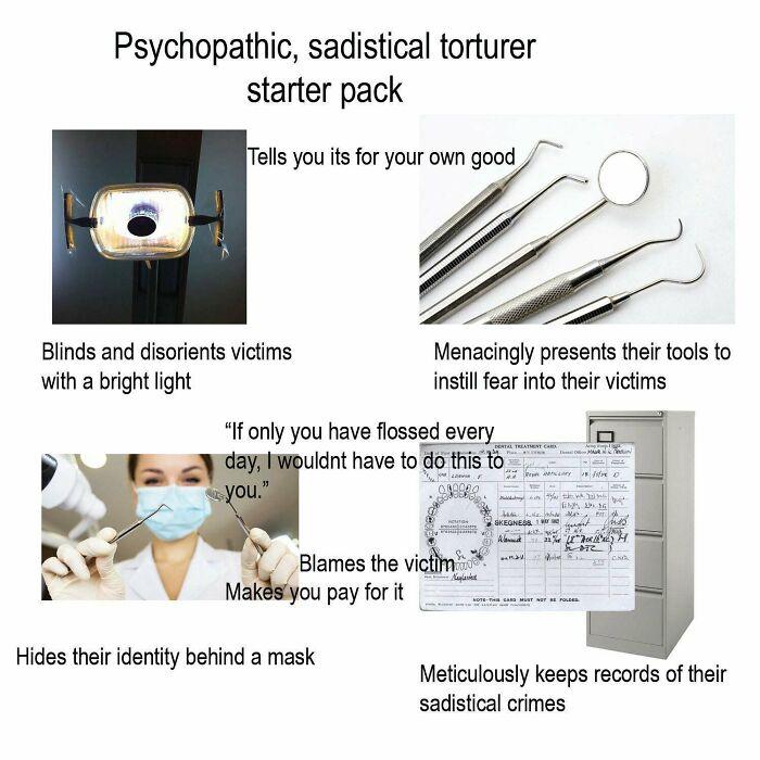 Sadistical Torturer Starter Pack