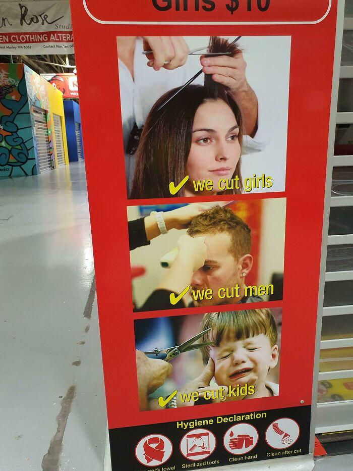 We Cut Kids
