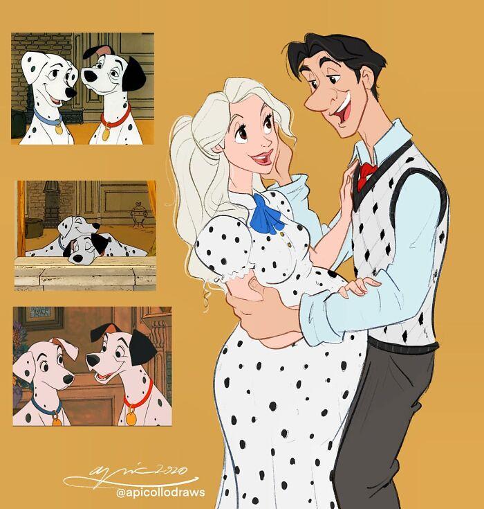 Perdita y Pongo