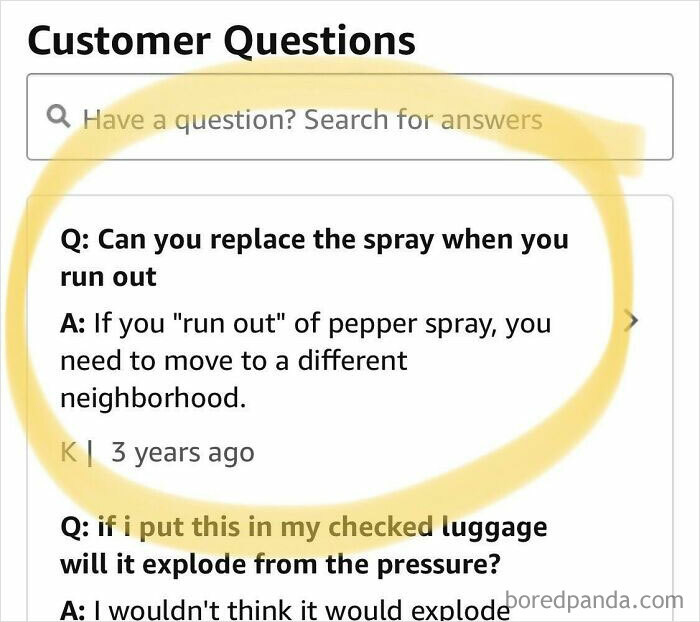Can You Replace The Spray