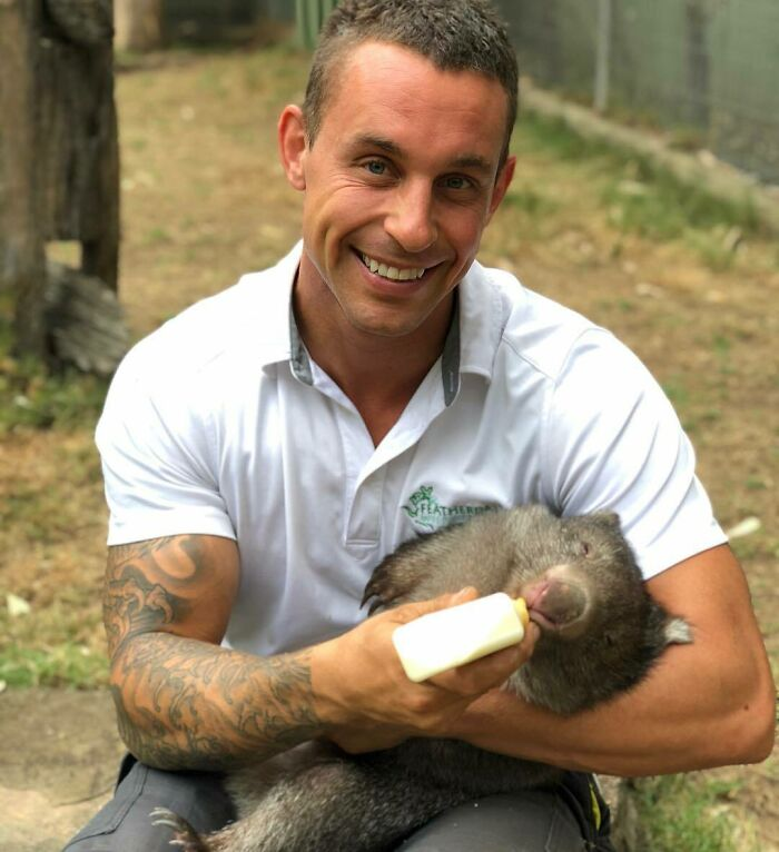 Australian Zookeeper Shares The Behind-The-Scenes Of Running A Wildlife Park (21 Pics)