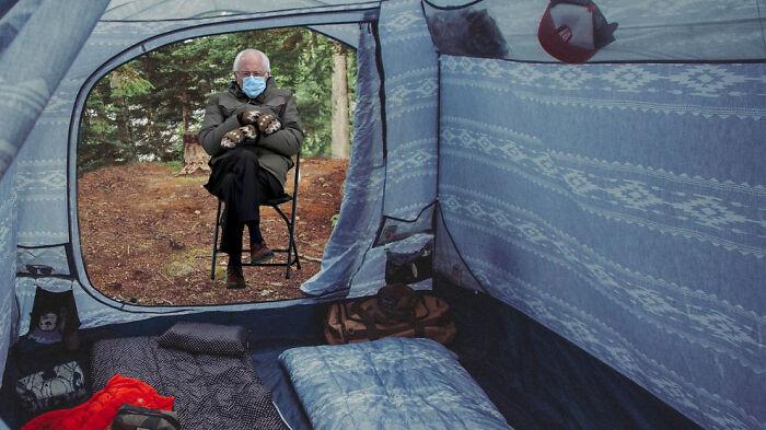 Bernie Camping.