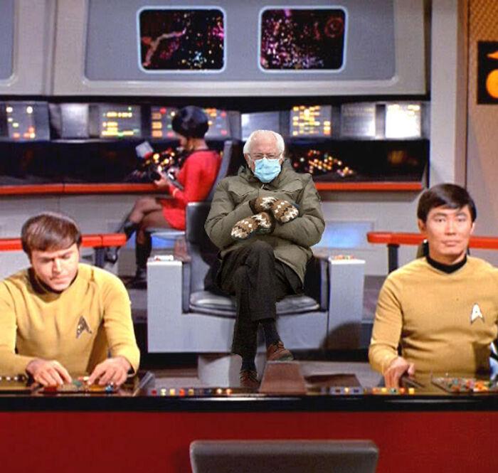 Star Trek Bernie