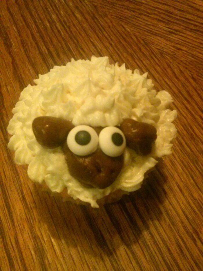 Homemade Cupcake