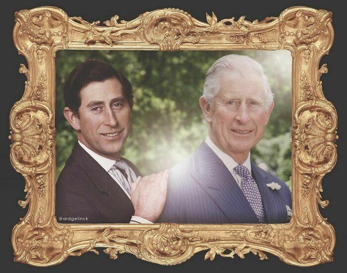 His Royal Highness Prince Charles