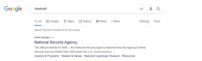 The Illuminati Is Affiliated With The American National Security Agency
