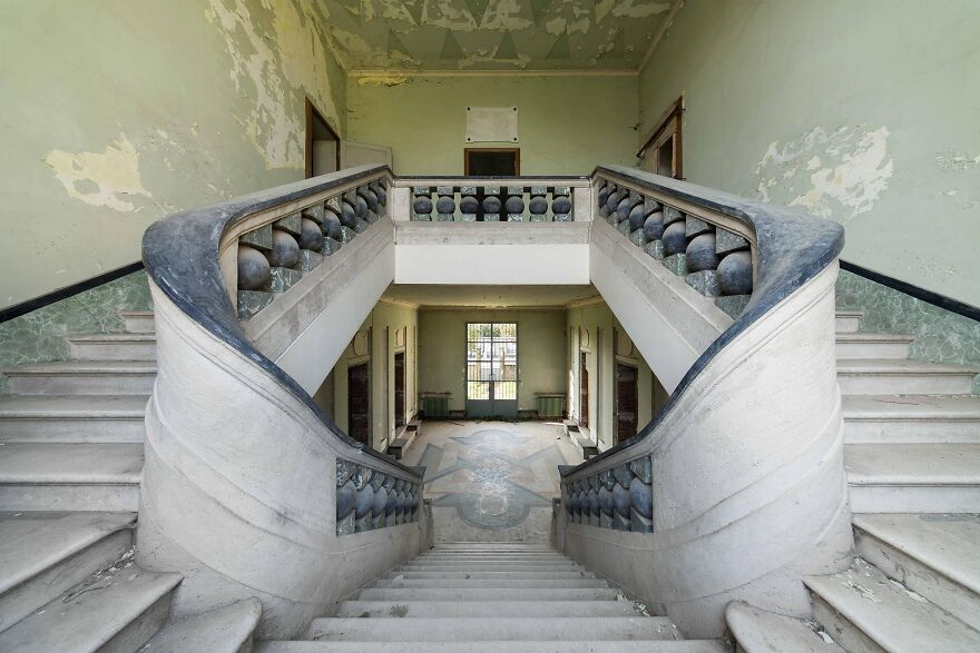 Abandoned Orphanage, Italy