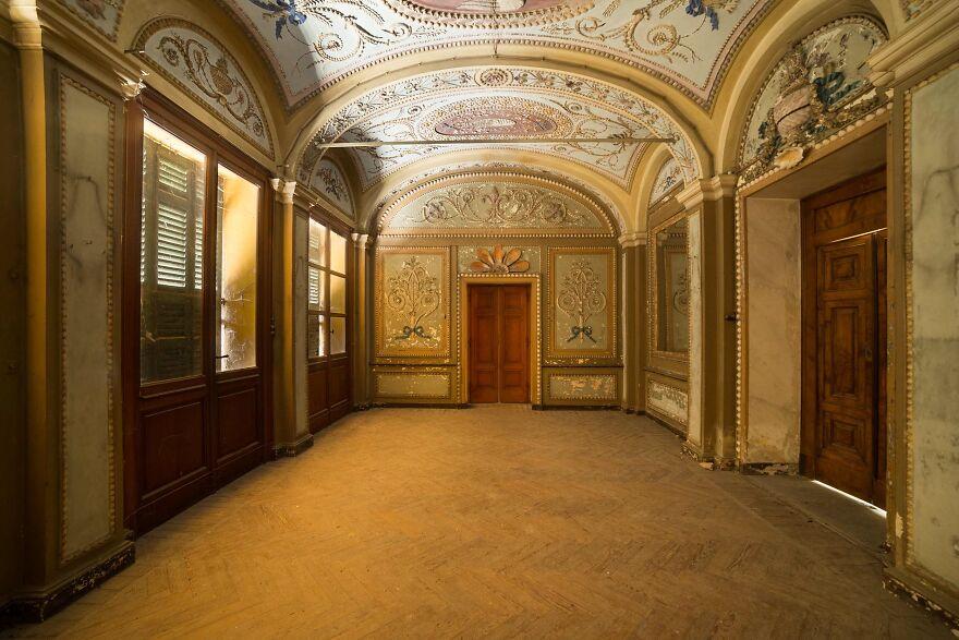 Abandoned Casino, Italy