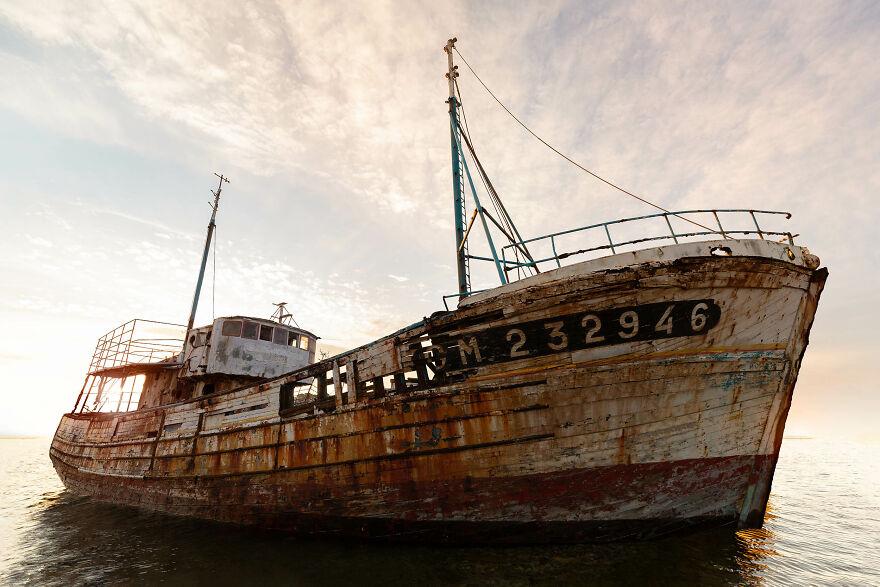 Abandoned Ship, France