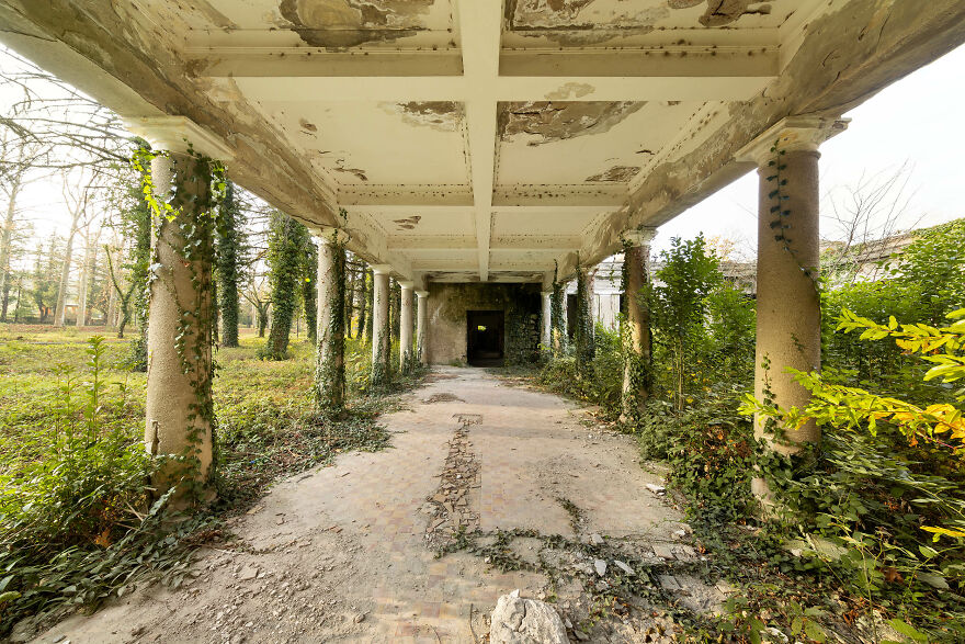 Abandoned Sanatorium, Georgia