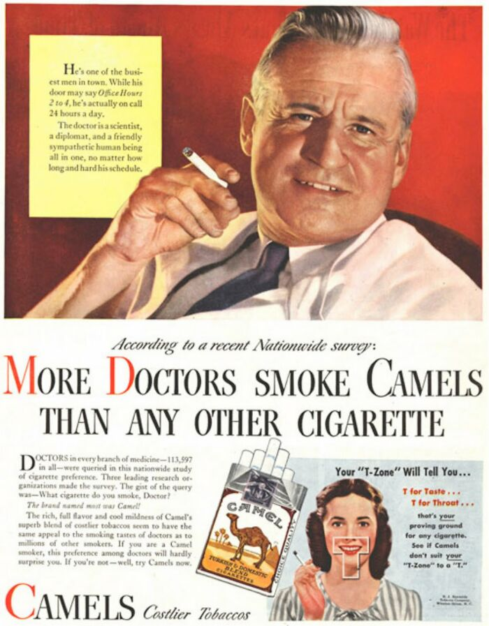 Cigarette Companies Knew About Cancer Risks Before Doctors Did