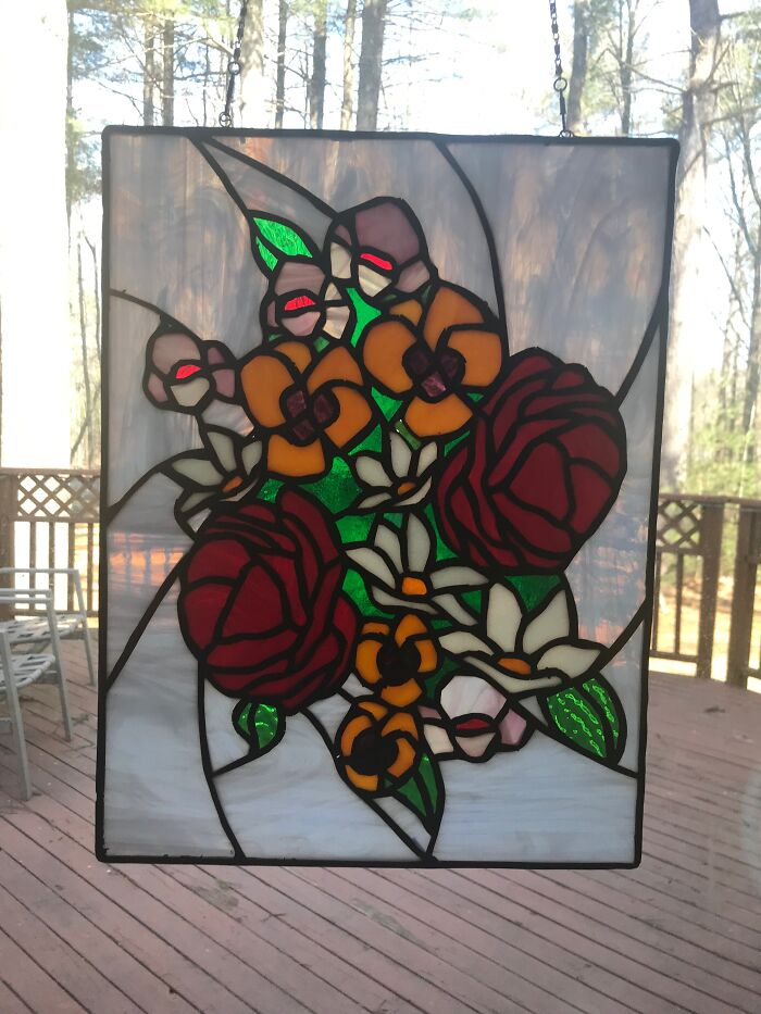 Amatuer Stained Glass