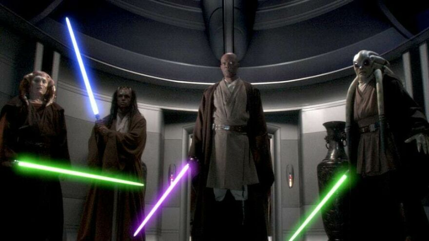 I Can Name The Movie A Star Wars Scene Is From, Just From Seeing The Picture. (This Is From Revenge Of The Sith)