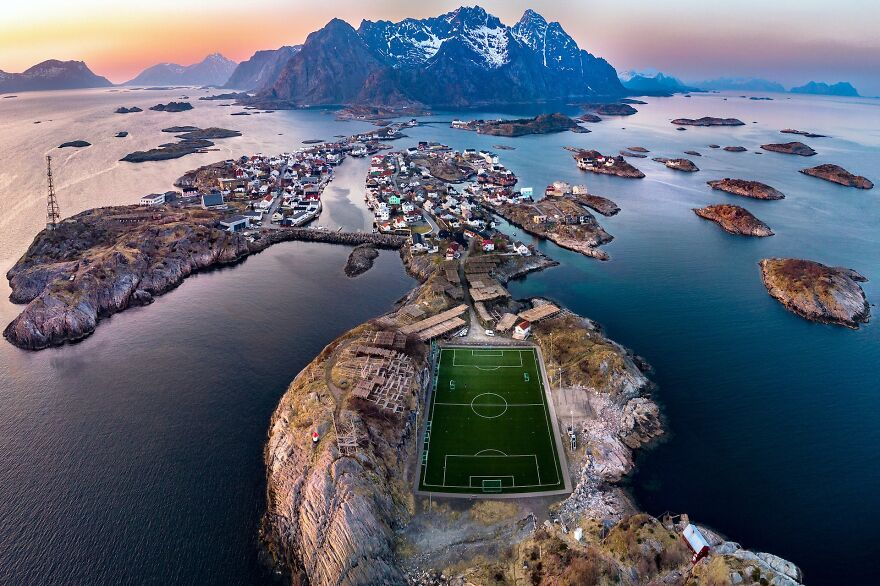 Colors Of Norwegian Paradise