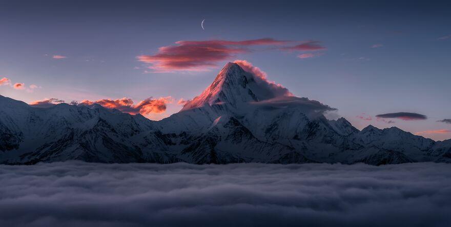 Bloody Gongar Mountain