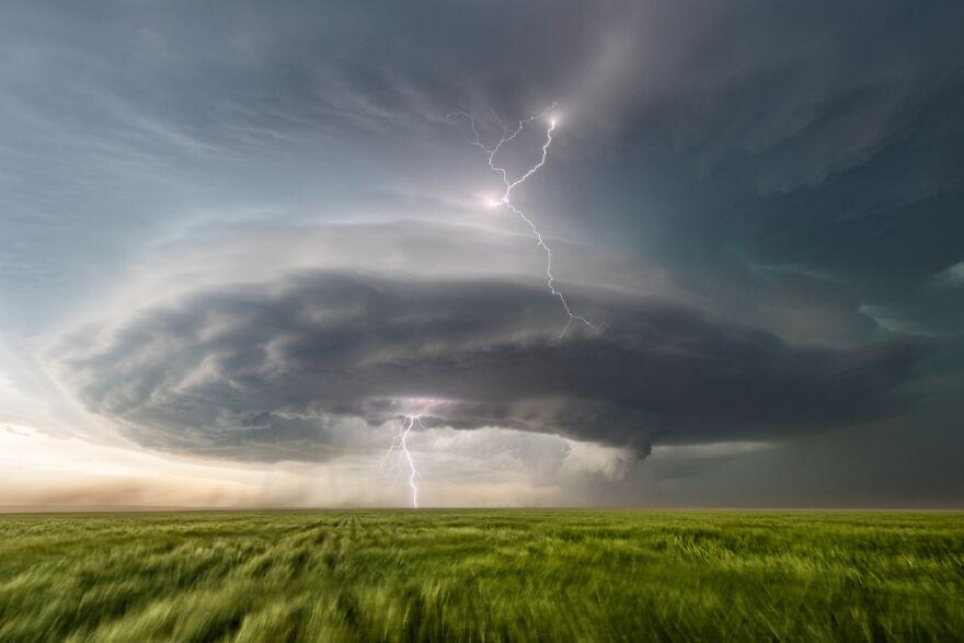 Chaos Over Kansas