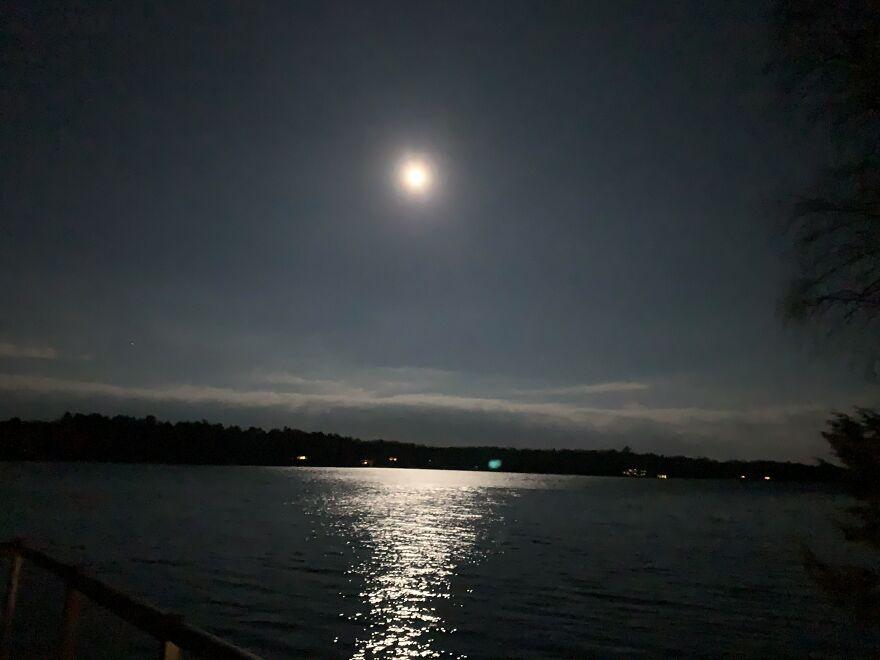 Blue Moon, Harvest Moon, Hallowe'en Full Moon, Happy Samhain
