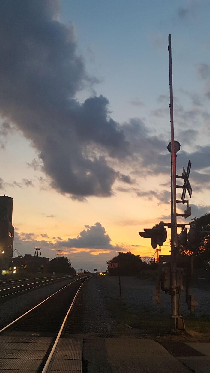 My Skyline Photography.