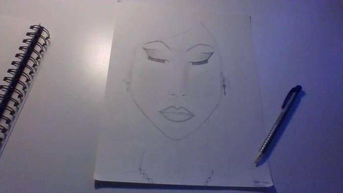 I Really Like This Sketch I Drew!